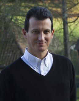 Portrait de M. Bertrand LEBAS, Directeur de l'école Odile-Courset